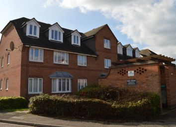 Thumbnail 2 bedroom flat for sale in Cavell Crescent, Harold Wood, Romford