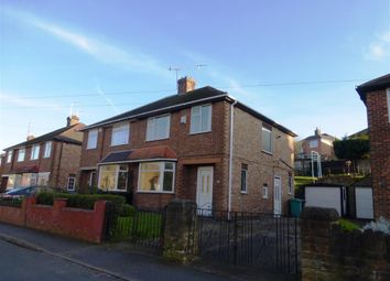Thumbnail 3 bed semi-detached house to rent in Belmont Avenue, Bulwell, Nottingham
