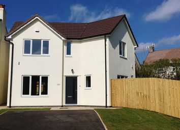 Thumbnail 3 bedroom detached house for sale in Ladyhill Close, Usk