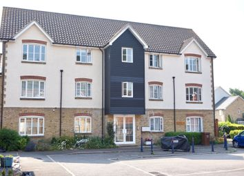 Thumbnail 1 bed flat for sale in 13 Cutter Close, Rochester