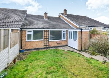 Thumbnail 2 bed terraced bungalow for sale in Chestnut Drive, Selston, Nottingham