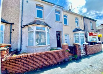 Thumbnail 3 bed terraced house to rent in Durham Road, Newport, Newport.