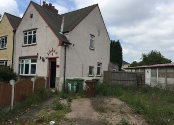 Thumbnail 3 bed semi-detached house for sale in Addenbrookes Street, Wednesbury