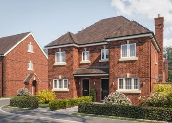Thumbnail 3 bed semi-detached house for sale in Foreman Road, Ash, Guildford
