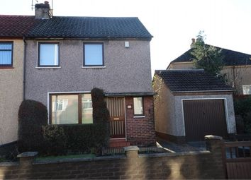 Thumbnail 2 bed semi-detached house for sale in 84 Linnwood Drive, Leven, Fife