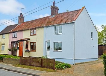 Thumbnail 2 bedroom end terrace house for sale in Royal Row, Hulver Street, Hulver