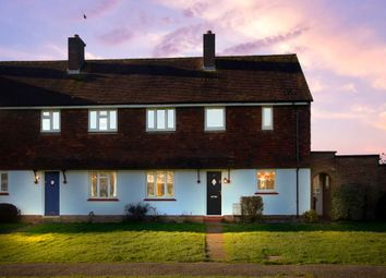 Thumbnail 3 bedroom end terrace house for sale in Juniper Walk, Brockham, Betchworth