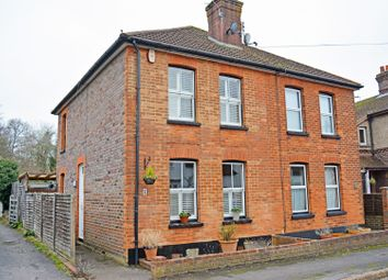 Thumbnail 2 bed semi-detached house for sale in James Road, Guildford