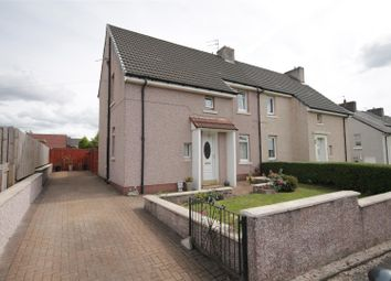 Thumbnail 3 bed semi-detached house for sale in East Avenue, Uddingston, Glasgow