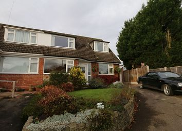 Thumbnail 4 bed semi-detached house for sale in Audmore Road, Gnosall, Stafford, Staffordshire