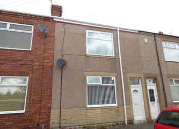 Thumbnail 3 bed terraced house for sale in Bolsover Terrace, Ashington