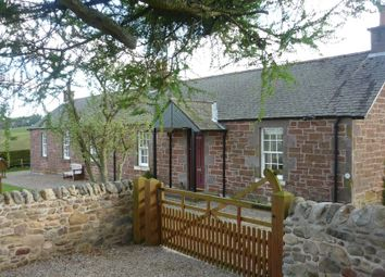 Thumbnail 4 bed detached house for sale in Edzell, Brechin
