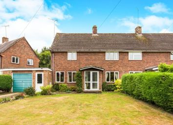 Thumbnail 3 bed semi-detached house for sale in Wellands Road, Lyndhurst