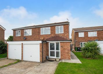 Thumbnail 3 bed semi-detached house for sale in Heather Close, Eastbourne