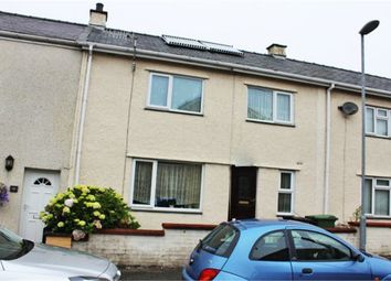 Thumbnail 3 bed terraced house for sale in Well Street, Amlwch, Anglesey