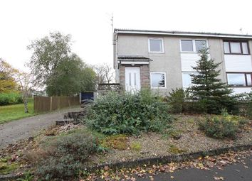 Thumbnail 2 bedroom flat to rent in Swan Road, Ellon, Aberdeenshire