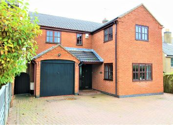 4 bed detached house for sale in Main Street, Bagworth, Coalville LE67