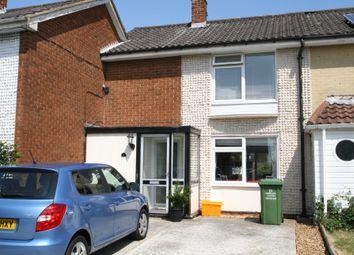 Thumbnail 2 bed terraced house to rent in Falkenham Rise, Basildon