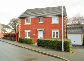 Thumbnail 4 bed detached house for sale in Maes Yr Ehedydd, Carmarthen