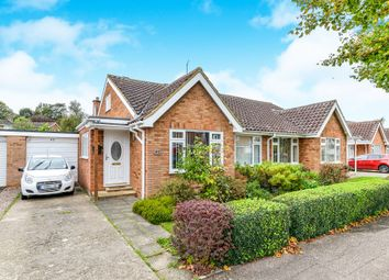 Thumbnail 4 bed semi-detached bungalow for sale in Princes Road, Bromham, Bedford