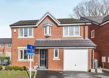 Thumbnail 4 bed detached house for sale in Kingfisher Way, Bamber Bridge, Preston