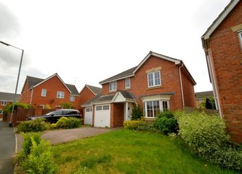 Thumbnail 4 bed detached house to rent in Rochester Road, Oakley Vale, Corby