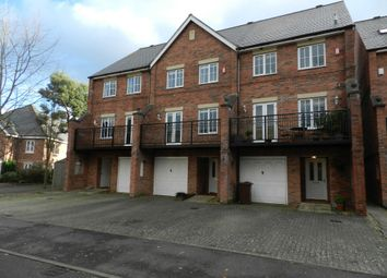 Thumbnail 3 bed town house for sale in Wade Court, Cheltenham