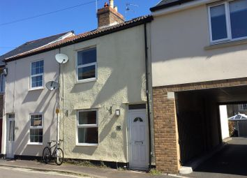 Thumbnail 2 bed terraced house to rent in Wood Street, Taunton
