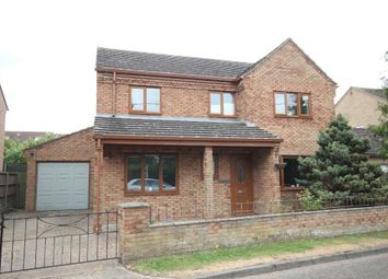 Thumbnail 4 bed detached house for sale in Bancroft Lane, Soham, Ely
