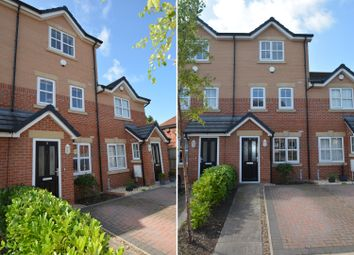 Thumbnail 4 bed town house for sale in Apple Tree Gardens, Blackpool