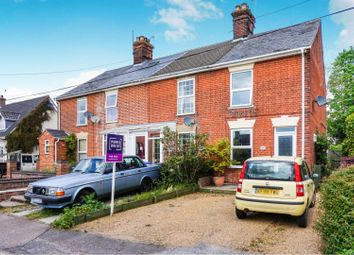 Thumbnail 4 bedroom semi-detached house for sale in Wissett Road, Halesworth