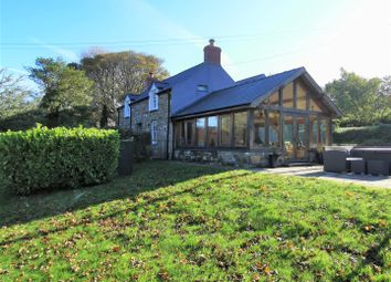 Thumbnail 4 bed detached house for sale in Sea View, Mountain West (Ffordd Bedd Morys), Newport