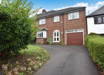Thumbnail Semi-detached house for sale in Gordon Road, Chelmsford