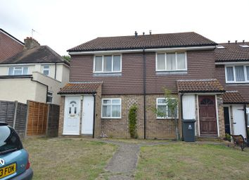 Thumbnail 1 bed maisonette for sale in Moor Lane, Chessington, Surrey.