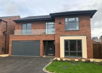 Thumbnail 5 bed detached house for sale in High Street, Linton, Swadlincote, Derbyshire