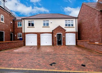 Thumbnail 2 bed flat for sale in Bramwell Drive, Hednesford, Cannock