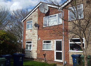 Thumbnail 4 bedroom end terrace house to rent in Crescent Close, Oxford