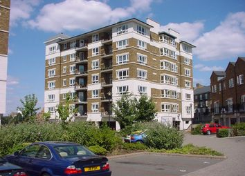Thumbnail 2 bed flat to rent in Tudor Court, Princes Riverside Road, London