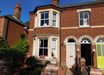 Thumbnail 3 bed semi-detached house for sale in Temple Road, Stowmarket