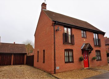 Thumbnail 4 bed detached house for sale in Goldney Court, Westcroft