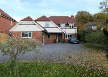 Thumbnail 4 bed detached house for sale in Hazlemere Road, Penn, High Wycombe
