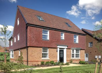"Thumbnail 5 bed detached house for sale in ""Moorecroft I"" at Grove Road, Preston, Canterbury"