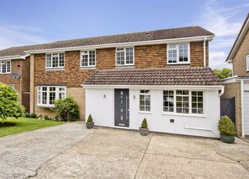 Thumbnail Detached house for sale in Pages Close, Heathfield
