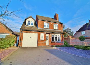 Thumbnail 4 bed detached house for sale in Grange Lane, Mountsorrel, Leicestershire