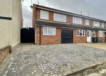 3 bed end terrace house for sale in Washbrook Road, Rushden NN10