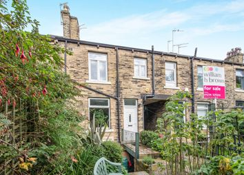 Thumbnail 2 bed terraced house for sale in Wilmer Road, Heaton, Bradford