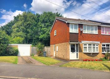 Thumbnail 3 bedroom semi-detached house for sale in Beaconview Road, West Bromwich