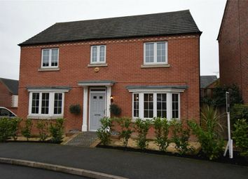 Thumbnail 4 bedroom detached house for sale in Pippin Close, Selston, Nottinghamshire
