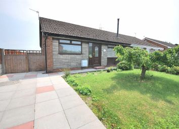 Thumbnail 3 bed semi-detached bungalow to rent in Douglas Street, Atherton, Manchester