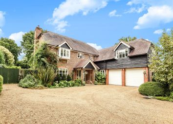 Thumbnail 6 bed detached house for sale in Wychwood, The Close, Ifold